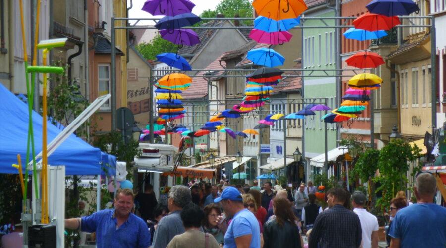 Eisenberger Mohrenfest vom 27.08.-29.08.2021