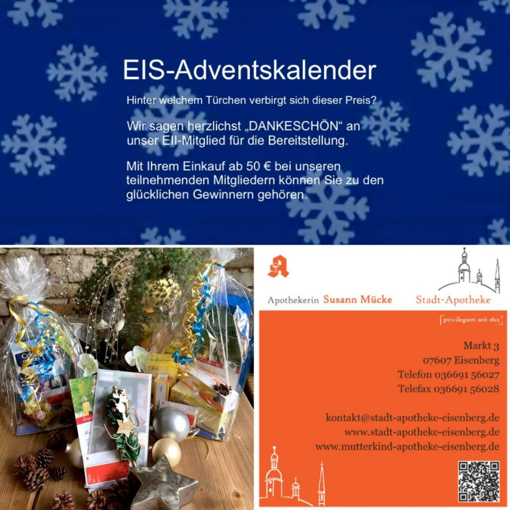 Adventskalender 2020 - 4. Dezember